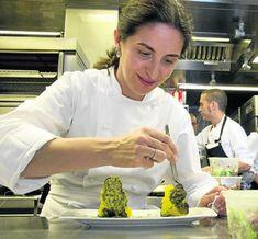 Spanish chef Elena Arzak announces new venture in London Savarin, Chefs, Restaurants, Spanish, Dishes, Cookies, Recipes, Top, Life