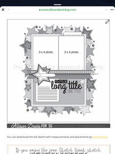Scrapbook Templates, Scrapbook Sketches, Scrapbook Page Layouts, Scrapbooking Ideas, Scrapbook Cards, Thanksgiving Parade, Page Maps, Photo Sketch, Photo Layouts