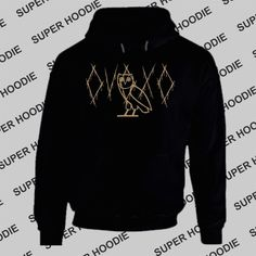 Hooded Pullover Ovoxo Ovo by Treedecase, $27.80 USD