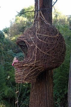 teachingliteracy:    reading nest.