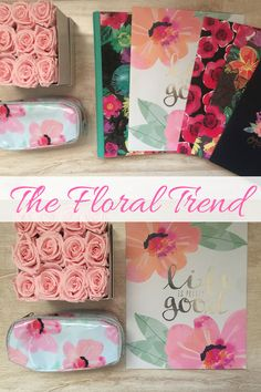 Florals For Back To