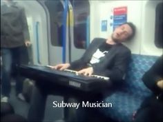 This is an AMAZING performance by a musician. Live on the subway. Must Share