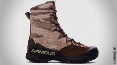 Under Armour выпустила новую модель высоких полевых ботинок UA Infil Ops GTX Boots