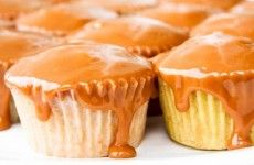 Caramel Apple Cupcakes is such mouthwatering dessert. The recipe that incorporates cupcakes, apple and caramel must be an awesome fall recipe. Cupcake Recipes, Baking Recipes, Cupcake Cakes, Dessert Recipes, Desserts, Cup Cakes, Brain Cupcakes, Yummy Cupcakes, Cupcake Ideas