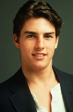 Tom Cruise Young | Young Tom Cruise back in 1984 Seen On coolpicturegallery.blogspot.com