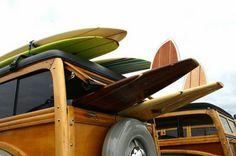 Vintage Surf Boards