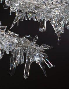 Ice Branch, Chandeliers, Studio Tord Boontje