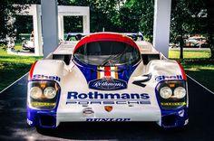 Rothmans Porsche 956