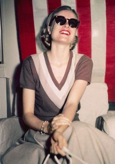 Grace Kelly, 1954