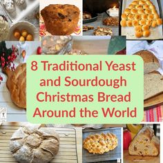 8 traditional yeast and sourdough christmas bread around the world. 8 traditional yeast and sourdough christmas bread around the world. Best Bread Recipe, Quick Bread Recipes, Baking Recipes, Dog Food Recipes, Top Recipes, Drink Recipes, Sweet Recipes, Easy Recipes, Recipies