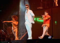 VIDEOS: 'I do this for you' Justin Bieber returns with the Believe Tour in San Diego!