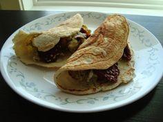 Paleo Tortillas / Flatbread