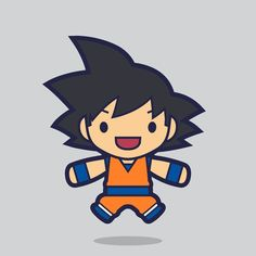What do you guys think of this new pose on my chibi series? Cute Illustration, Character Illustration, Dbz, Chibi, Baby Superhero, Dragon Z, Doodle Art, Geek Stuff, Pose