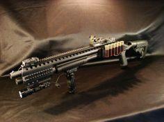 Remington 870/1100 Tactical Rail System by Black Aces Tactical