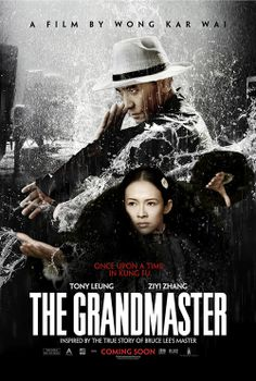 The Grandmaster. A mixed bag. Gorgeous fight scenes and atmosphere, combined with some great character moments are bogged down with really confusing storytelling (granted, part of this probably has to do with the fact that I am a Western viewer). Glad I got this from the #library. Also, don't watch the netflix version. it has been edited and is apparently even more confusing. Watched DVD 07/20/14 #library