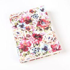 Floral Printed Journal