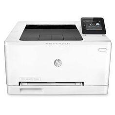 Impressora HP LaserJet Pro Color M252dw Wireless ePrint