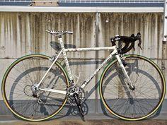 AMANDA Custom CRMO Road Bike