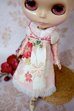 For Mimsy IV | Blythe clothes for dolls : tutorial : Kikihalb ♧ Forest~Tales ♧