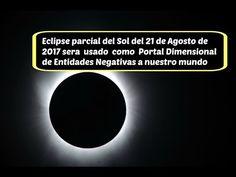 awesome Peligros del Eclipse Parcial de Sol, 21 Agosto 2017 - Amazing Space Videos