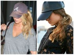 The Best Hairstyles to Wear with a Baseball Cap - Hair World Magazine cc69d4daf205