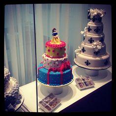 Vitrine loja Mirella Rodrigues Cake Factory