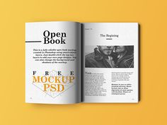Change the content and background with this mockup. The PSD (3000 x 2000 px) is equipped with a smart layer.