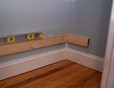 How To Build An Easy Shoe Shelf For Your Closet {closet Organization