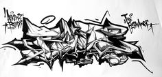 Roids by Askew. The Exchange. MSK. Graffiti.