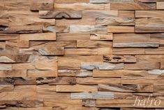 Sumatra Wood Wall Panels - Teakwall's Sumatra Wood Wall Panel is made from eco friendly teak wood. Wood Panel Walls, Wooden Walls, Wood Paneling, Wooden Wall Cladding, Stair Decor, Into The Woods, House Elevation, Brickwork, Teak Wood