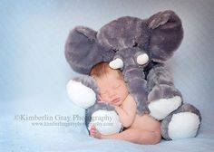 With the Moose! DIY Newborn photo ideas | Mommy Blogs @ JustMommies