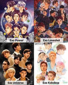 I loved all of these songs exo! Kpop Exo, Exo Chanyeol, Kyungsoo, Steven Universe, Shinee, Exo Anime, Exo Group, Exo Album, Exo Lockscreen