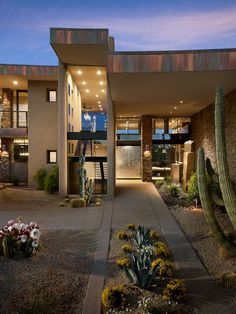 Modern Exterior Design, Pictures, Remodel, Decor and Ideas
