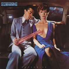 Scorpions - Lovedrive 1979 Storm Thorgerson