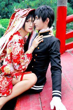 BAOZI and HANA(包子 & HANA) Shiro Yoshiwara Cosplay Photo - WorldCosplay