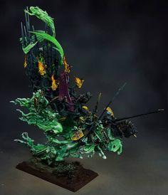 Amazing Mortis Engine by Jonas Hörberg of 'Eavier Metal facebook group