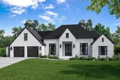 This wonderful 4 bedroom, open-concept, French Country design offers three full baths and future space to expand. An expansive great room with gas logs!!!