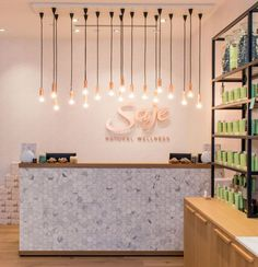 Saje Natural Wellness by Jennifer Dunn Design, Halifax / Nova Scotia – Canada » Retail Design Blog