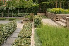 Anthony Paul is internationally renowned for his innovative and contemporary garden and landscape designs. Modern Garden Design, Garden Landscape Design, Landscape Architecture, Small City Garden, Small Gardens, Stylish Eve, Modern Landscaping, Garden Landscaping, Small Balcony Design