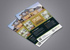 Real Estate Flyer by Graphicidenic on @creativework247