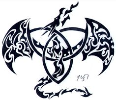 celtic dragon - Google Search