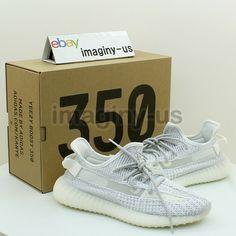 0b7ba604d eBay #Sponsored adidas EF2367 YEEZY BOOST 350 V2 STATIC 3M REFLECTIVE  STATIC IN HAND. Men's Shoes