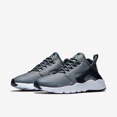 468728fde4f Nike Huarache Women, Black Huarache, Nike Air Huarache Ultra, Grey  Huraches, Grey