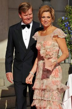 Our King Queen Maxima and Willem-Alexander of The Netherlands