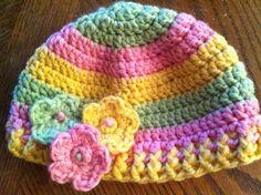 61 Ideas Crochet Headband Pattern Kids Baby Hats For 2019 Crochet Headband Pattern, Crochet Cap, Crochet Amigurumi, Crochet Baby Hats, Crochet Beanie, Love Crochet, Crochet For Kids, Crochet Stitches, Knitted Hats