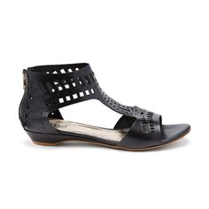 Introducing Stitch Fix Shoes: Perforated Sandals