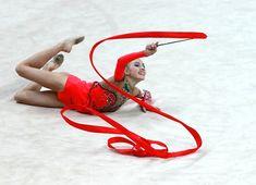 Elizaveta NAZARENKOVA (UZB) Ribbon