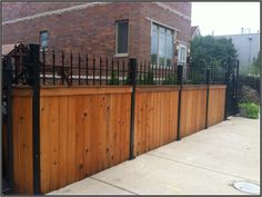 Diy Sliding Wood Fence Gate - WoodWorking Projects & Plans - back of ...