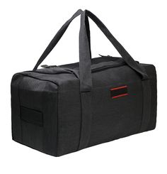 Zatous Oversized Canvas Travel Duffel Bag Outdoor Sports Duffels Weekend Bag *** Visit the image link more details. (This is an Amazon Affiliate link and I receive a commission for the sales)