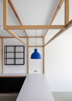 Interior of cyclist guest house in Prague. Designed by DDAANN in cooperation with Mjölk Photos Boys Play Nice